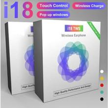 I18 TWS 5 0 bezprzewodowe słuchawki Bluetooth słuchawki sterowanie dotykowe słuchawki stereo dla wszystkich inteligentnych telefonów PK i10 i11 i12 i20 i14 i7 tanie tanio Vieruodis NONE Dynamiczny CN (pochodzenie) Prawdziwie bezprzewodowe 168dB 20000mW Wygięcie w kształcie litery L instrukcja obsługi