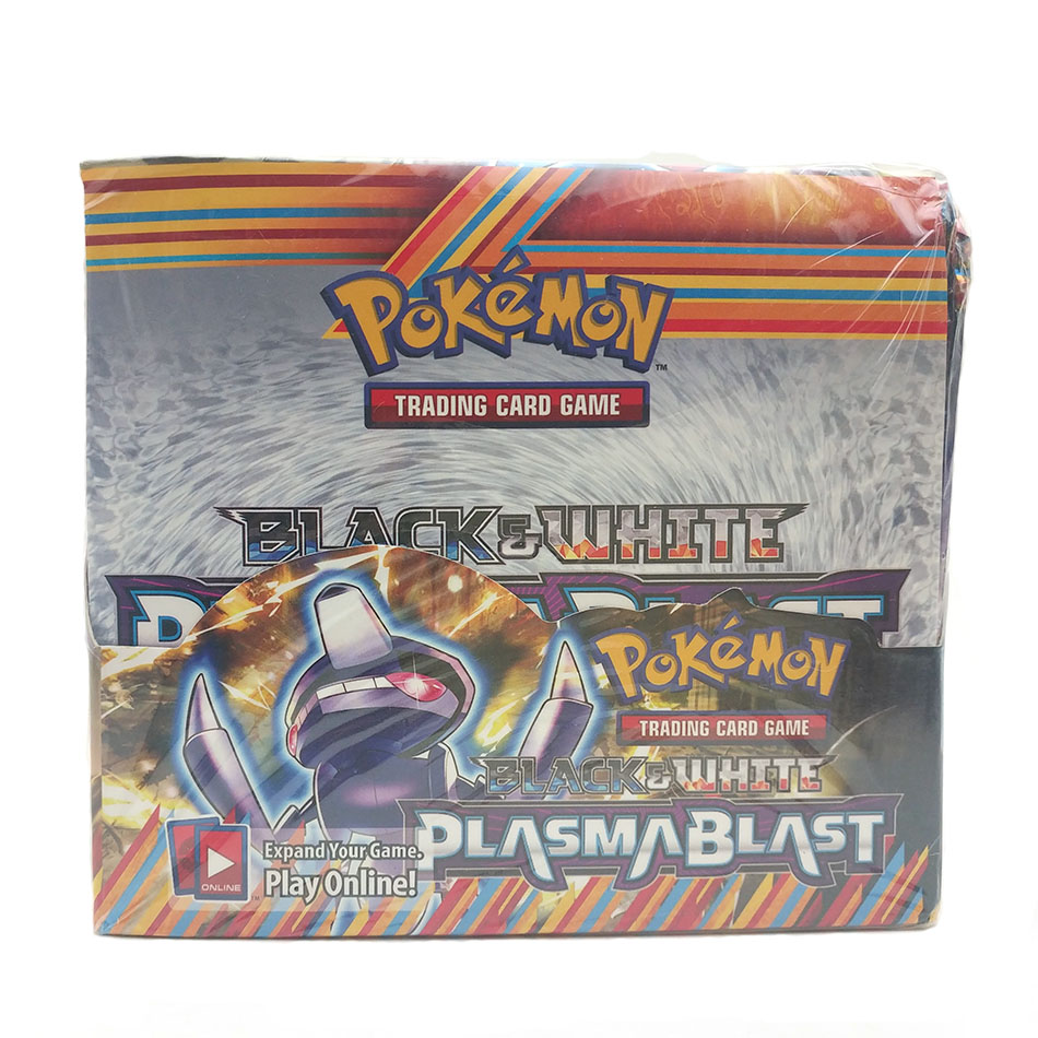 Pokemon 324PCS GX EX MEGA Cover Card 3D Version  Plasma Blast Card Collectible Gift Kids Toy