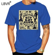 Kit Kat Club Vintage African Harlem New York City T-Shirt M L Xl Xxl Xxxl Popular Tee Shirt(China)