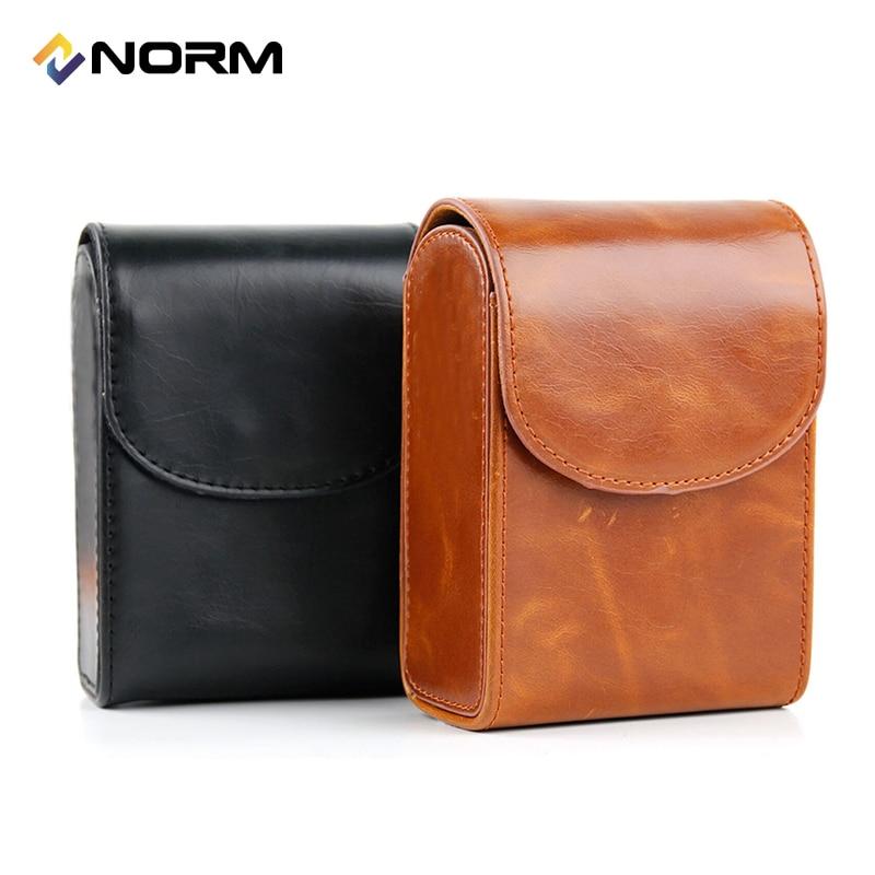 Кожаная сумка для дальномера лазера Golf Rangefinder, наплечная сумка для Norm LX7