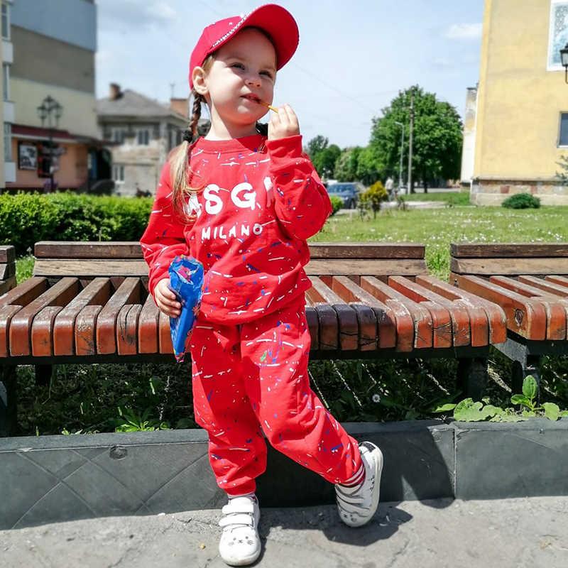 유아 복장 소년 의류 가을 겨울 어린이 tracksuit 의류 후드 + 바지 어린이 의류 정장 소년 세트 2 3 4 년