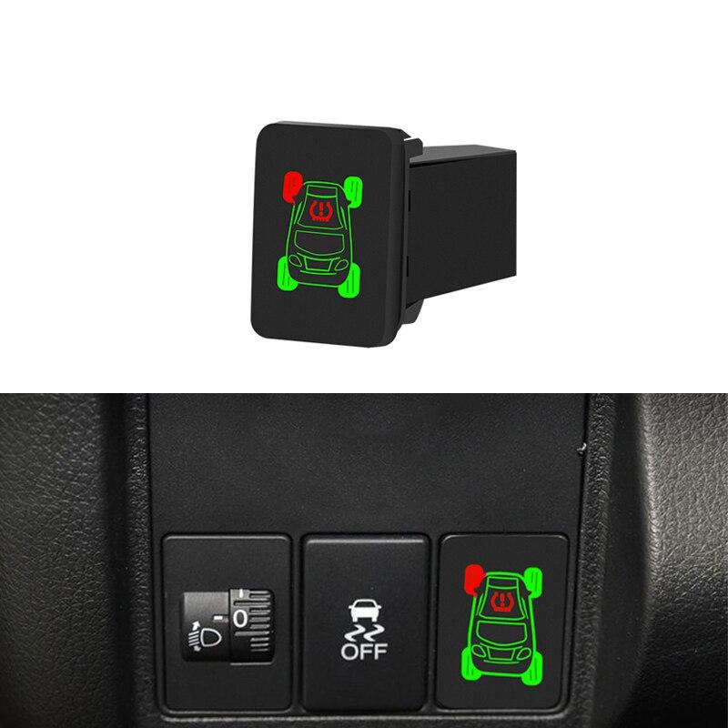 Car Tire Pressure Monitor OBD TPMS Safely Alarm System No Sensor Kit For Toyota Corolla 2014-2018 Alphard Prius 2014 2016 2017