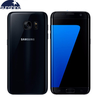 Samsung Galaxy S7 Edge Original Android Mobile Phone 4G LTE 5.5 12MP 4GB RAM 32GB/64GB ROM NFC GPS Smartphone