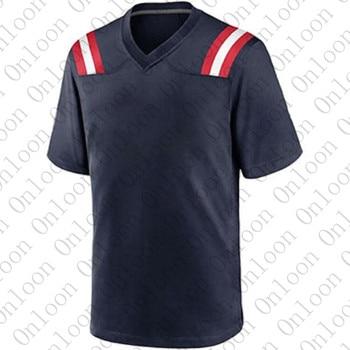 Color 2020 New American Football New England Sport fans Wear Tom Brady Julian Edelman Cam Newton Jarrett Stidham Jerseys цена 2017