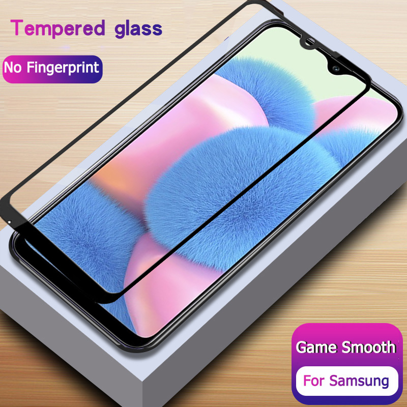 Samsun A30S Glass Protective Glass On The For Samsung A30S Glass Samsun A 30S 30 S A30 Screen Protector Film A305F A307F Sm-a307