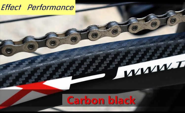 Fiets Stickers Frame Guard Mtb Mountain Road Bike Stickers Fiets Carbon Mtb Frame Fiets Accessoires Frame Bescherming Sticker