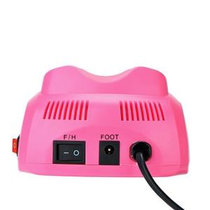 Image 3 - 35000/20000 RPM เล็บไฟฟ้าเล็บชุดเครื่องมิลลิ่งตัดเล็บเล็บเท้า Sanding Bands ชุดเจลเล็บ Remover อุปกรณ์