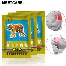 YH – plâtre au Capsicum chaud, 20 pièces = 5 sacs, 7x10 CM, Patch médical anti-douleur, soulagement de la douleur des articulations, de l'arthrite et des jambes