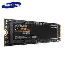 Originele Samsung Ssd 970 Evo Plus M.2 Ssd 250Gb 500Gb 1Tb 2Tb Solid State Disk Interne harde Schijf Voor Laptop Desktop Pc Schijf