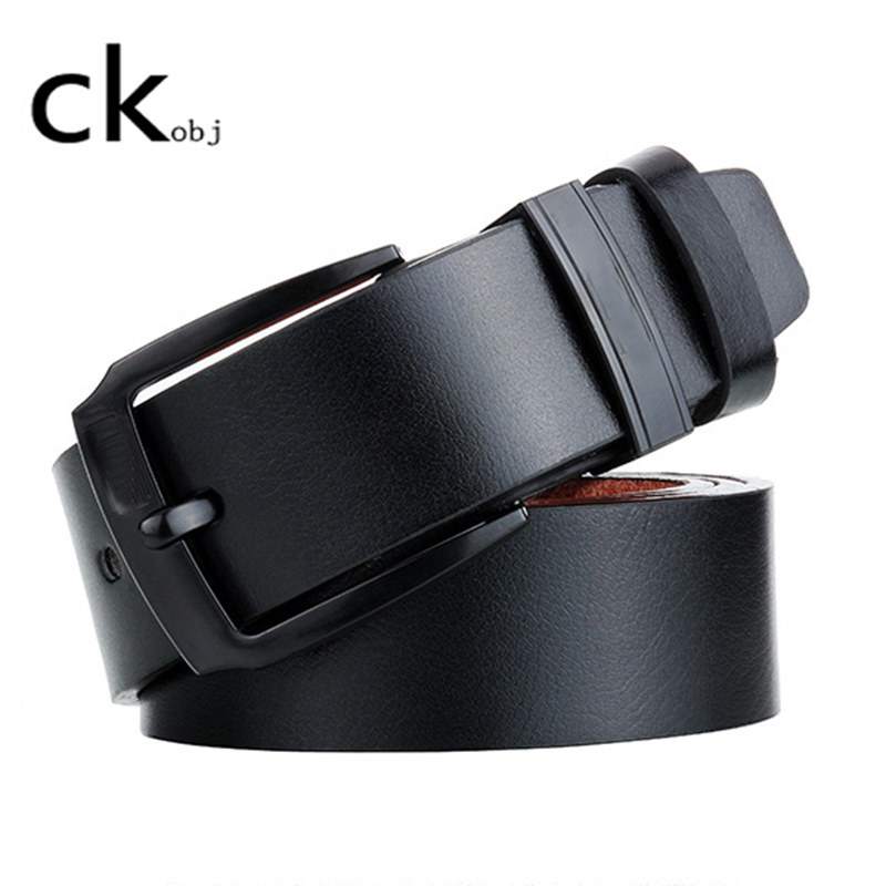 HOT High Quality Fashion Pin Buckle Men's Belt Vintage Belt  Pin Buckle Men Belt BELT