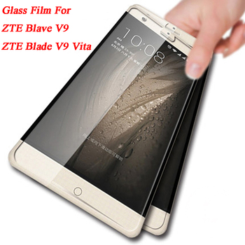 Protector Screen Glass Film For ZTE Blade V9 Tempered Glass For ZTE Blade V9 Vita Screen Phone Film Glass image
