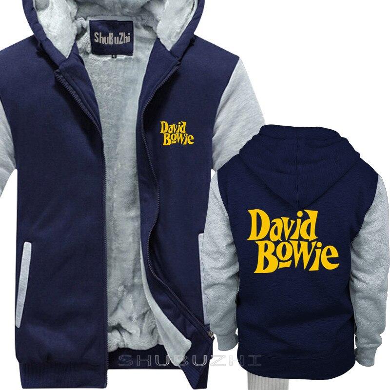 Babes /& Gents David Bowie White Hoodie Sweater Unisex