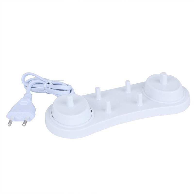 Oral electric toothbrush charger base toothbrush head bracket toothbrush holder, suitable for 3709 3757D12 3737 image