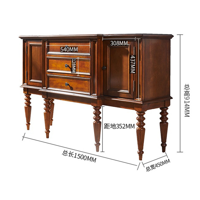 Side Dining Cabinet 6