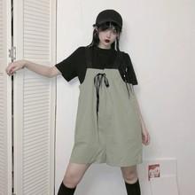 harajuku kawaii korean tiktok clothes t shirt and wide leg pants 2 piece set women preppy loose 2020 new Korean two piece set цена и фото