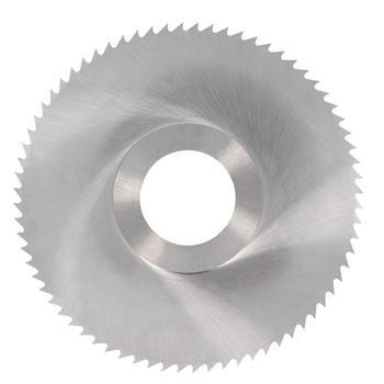 цена на New 72 Teeth Circular Saw Blade Rotary 27/32mm Arbor 100~150mm HSS6542 Blades 0.5~4mm Thickness Milling Metal Cutter 1pcs