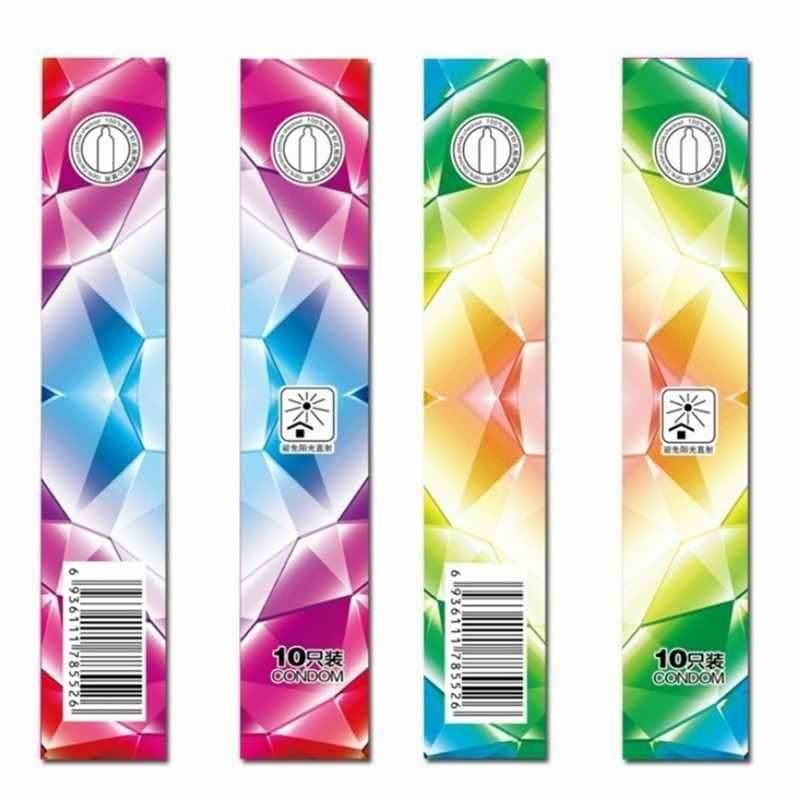 20 teile/paket Ultra-dünne Liebe Natürliche Latex Gummi Für Männer Großhandel Stimulieren Vaginal Massage