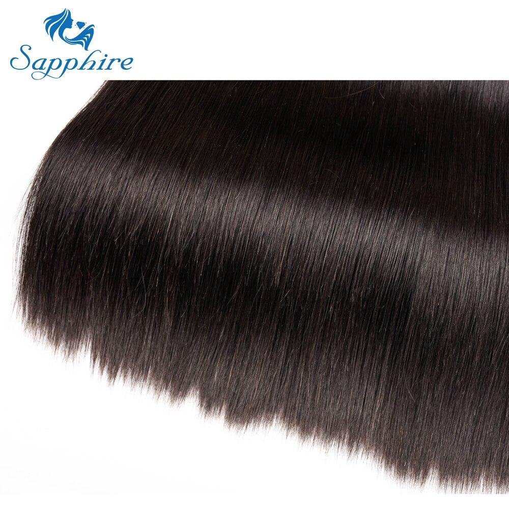 Hca0a2264242b46c1b6cde1aa66a632b8y Sapphire Straight Bundles With Closure Brazilian Hair Weave Bundles With Closure Human Hair Bundles With Closure Hair Extension