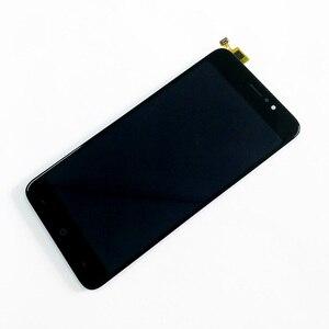 "Image 2 - % 100% test için TP bağlantı tp link Neffos C7 dokunmatik LCD ekran ekran sensörü meclisi 5.5 ""Neffos C7 TP910A TP910C cep telefonu + aracı"