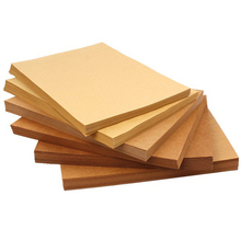 8K Kraft Paper 150G 100 Sheets A4 Kraft Paper DIY Handmade Kraft Cardboard