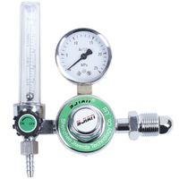 Argon Co2 Mig Tig Flow Meter Welding Weld Regulator Gauge Welder Fits G5/8|Pressure Regulators|Tools -