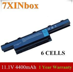 7XINbox AS10D31 AS10D41 AS10D3E AS10D61 AS10D71 AS10D81 Bateria Do Portátil Para Acer E440 E640 E642G E673G E732 E732ZG D728 E732Z