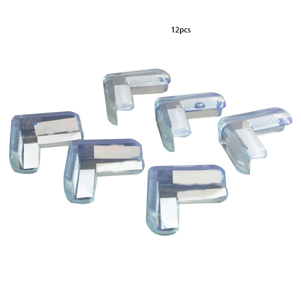 Clear Corner Protector Baby,Corner Guards For Baby Table Corner Guards Bumpers High Resistant Adhesive Gel Parts