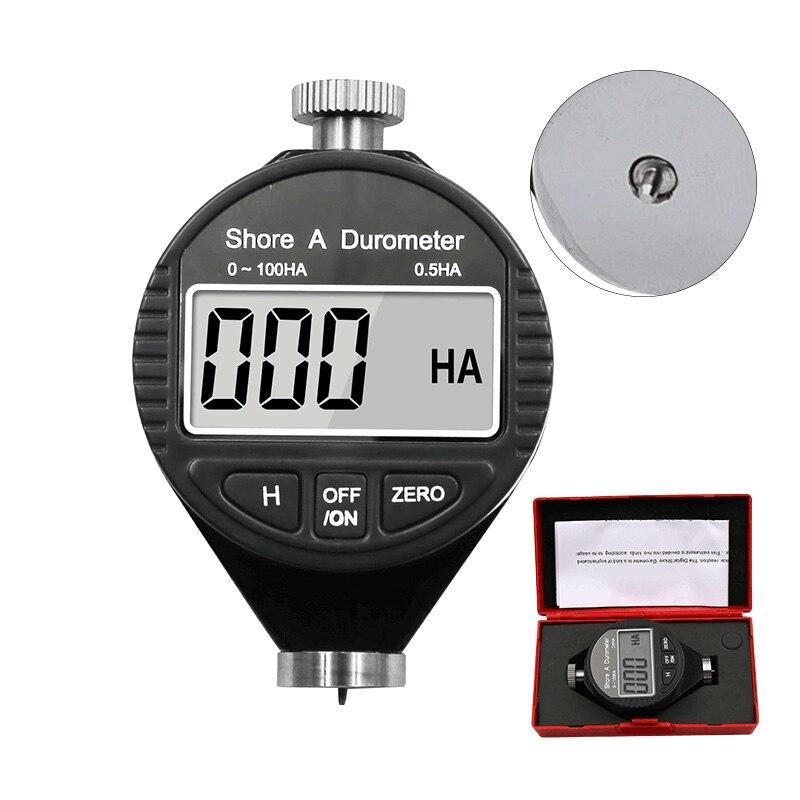 0-100HA HD HC dijital shore durometre sclerometer LX-C kauçuk sertlik test cihazı metre