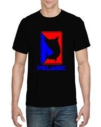Novo pelágico gear fishing men camiseta manga curta algodão moda t camisa frete grátis t roupas masculinas tamanhos grandes-xxxl