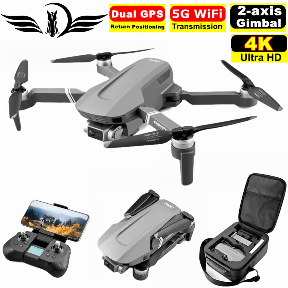 FEMA Gps-Drone Quadcopter Gimbal Camera RC Wifi 2km-Flight-25 Professional Sg906 Pro