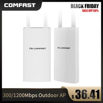 Comfast 1200Mbps CF-EW72 banda Dual 5G, punto de acceso de alta potencia...