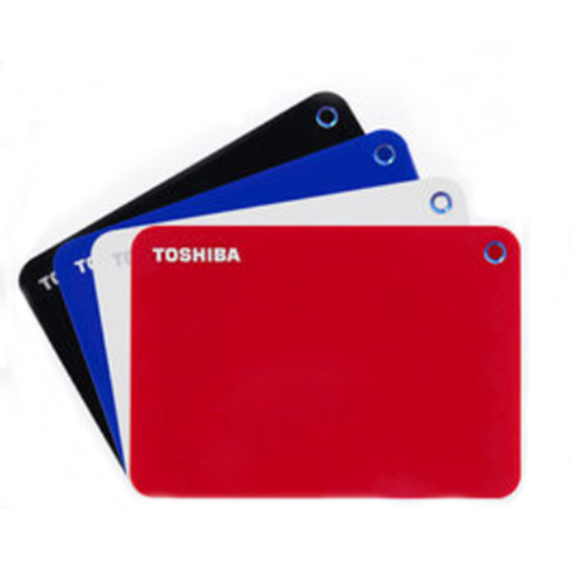 Toshiba External Hard Drive Hard Disk 3TB 2TB 1TB 500GB 500GB 1 TB 2 TB 3 TB Portable Hard Drive  HDD 2.5 HD USB3.0 External HDD
