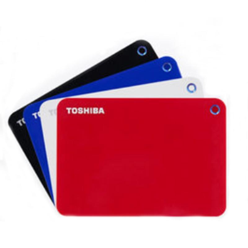 Toshiba Hard Disk Esterno Hard Disk 3 TB 2 TB 1 TB 500GB 500GB 1 TB 2 TB 3 TB Portable Hard Drive HDD 2.5 HD USB3.0 HDD Esterno