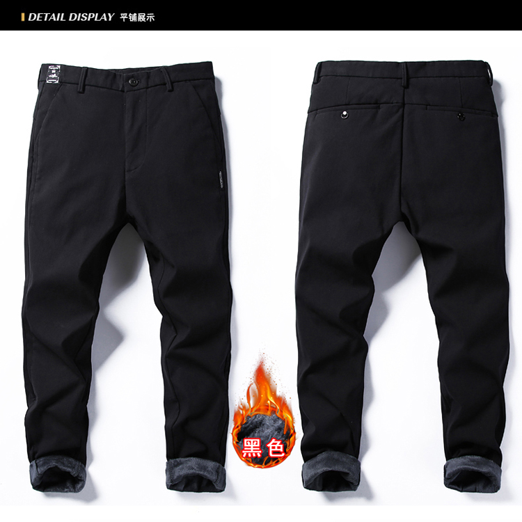 Hca0d3dc5d2014142a34647af0a07b7026 Brand Men Pants Casual Mens Business Male Trousers Classics Mid weight Straight Full Length Fashion breathing Pant