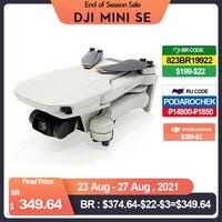 DJI-Dron Mini SE versión CE, 3 ejes, cardán, 2,7 K, cámara, tiempo de vuelo de 30 minutos, totalmente nuevo, original, disponible