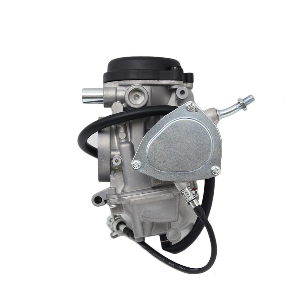 33mm PD33J Motorcycle Carburetor Assembly Carb for 2001-2012 Big Bear 400 for Yamaha YFM350 YFM400 2x4 4x4 YFM450 4X4