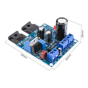Image 3 - AIYIMA 1Pair 1969M FET Bile Power Amplifier Board 25W+25W 1969 IRFP448 Tube Amplifier Home Sound Theater DIY Super 1875 3886 AMP