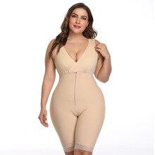 ผู้หญิงSlimmingชุดชั้นในสตรีBody ShaperสูงเอวBUTT Lift Slimming Bodysuit Shapewear Tummyควบคุม