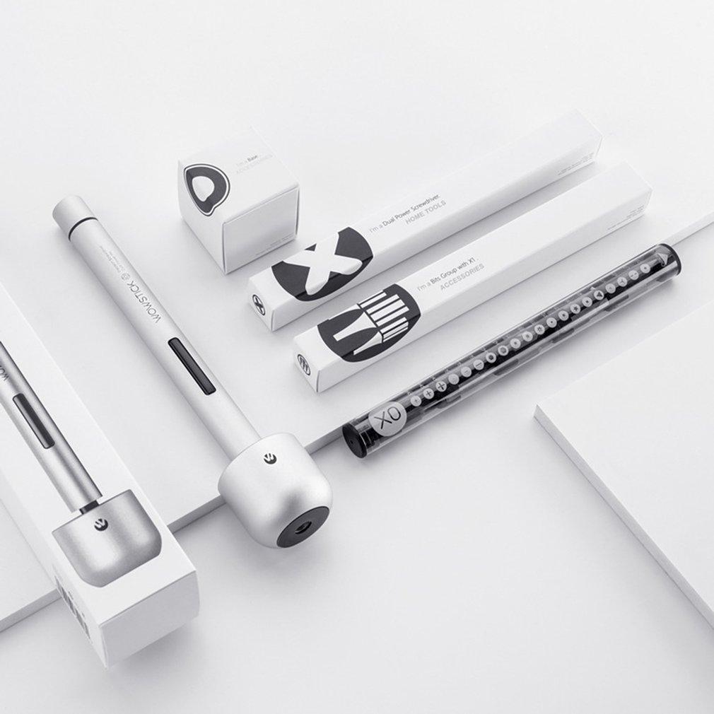 Wowstick 1P+ Mini Electric Screwdriver Kit Cordless Power Screw Driver For Phone Camera Precise Repair Tool|Electric Screwdrivers| |  - title=