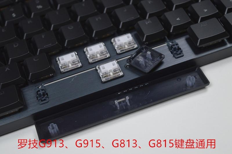 1 full set original translucent key caps for Logitech keyboard G913 g915 g813 g815 2nd Generation backlit keycaps with box