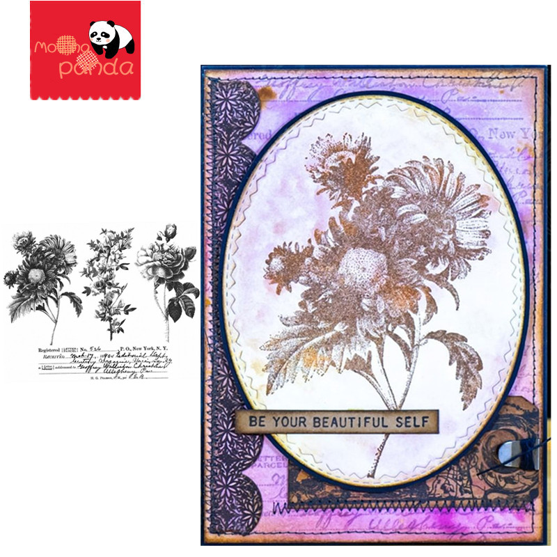 FLOWER SHOP Metal Cutting Dies And Stamps Stencils For DIY Scrapbooking Paper/photo Cards Embossing Dies
