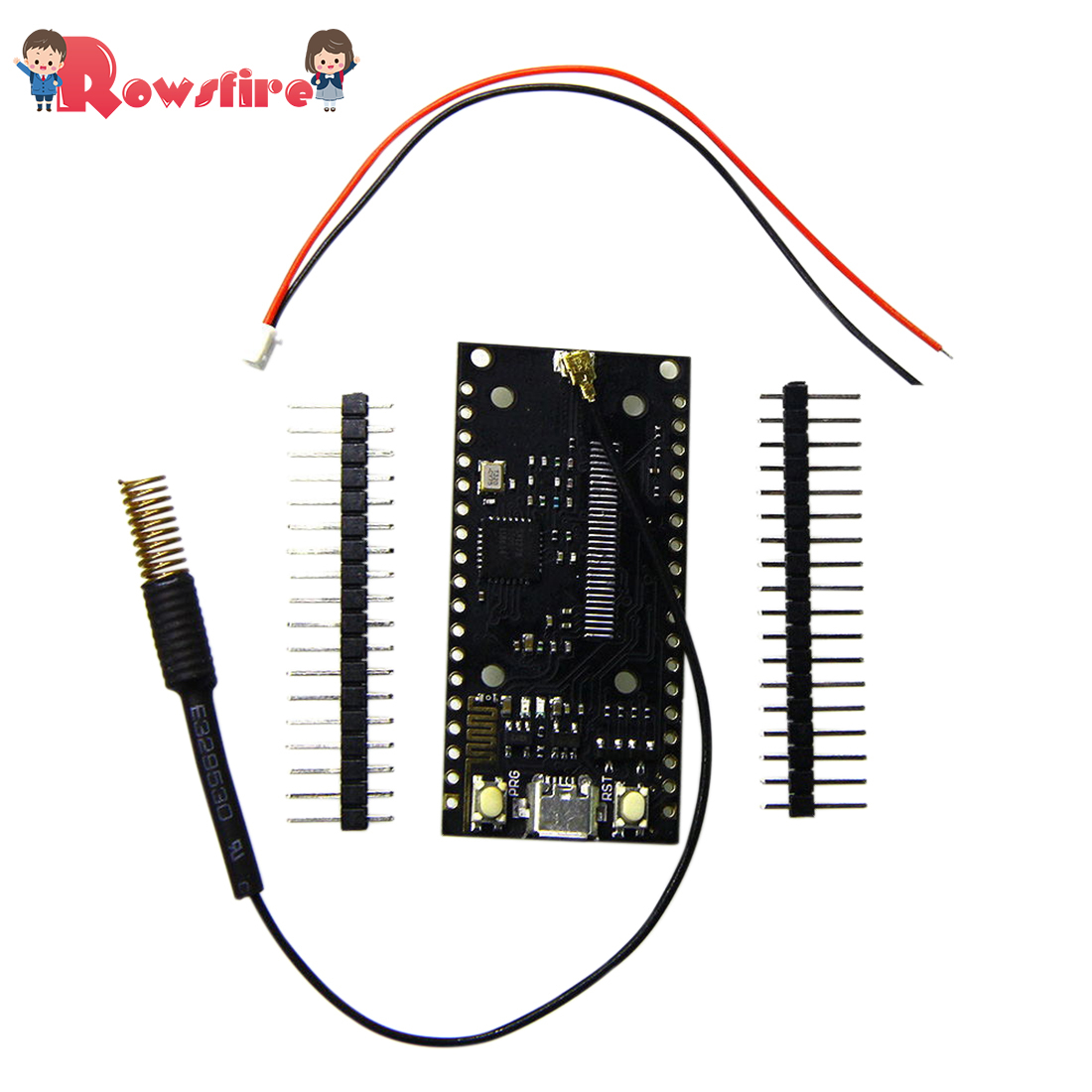 SX1278 LoRa 433MHz ESP32 Bluetooth WI-FI LoRa Internet Module With Antenna For Arduino