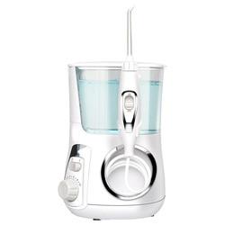 Elektryczne czerwone zęby woda Flossing czyszczenie jamy ustnej pielęgnacja irygator narzędzia do higieny jamy ustnej z głowica elektrycznej szczoteczki do zębów  wtyczka EU