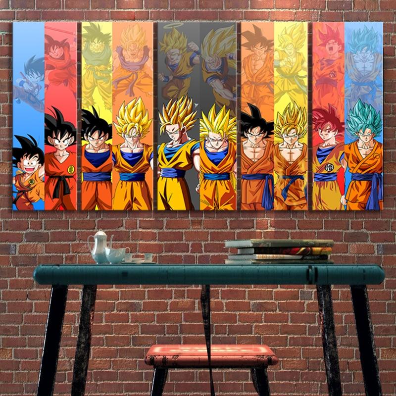 5 panels Size L