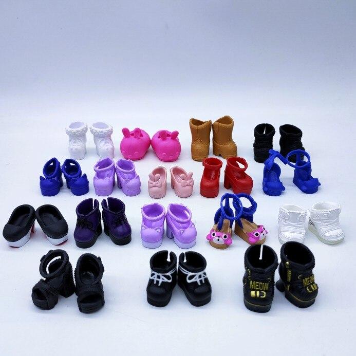 Buty dla nanana niespodzianka Nana uroda lalka pluszowa akcesoria buty wysoki heelsplush prezent dla zabawki