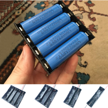 Container Case Clip-Holder Storage-Box Batteries Wire Power-Band DIY with Lead-Pin 1x2x