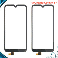 TouchScreen For Archos Oxygen 57 Touch Screen Digitizer Panel Front Glass TouchScreen Lens Sensor|Mobile Phone Touch Panel| |  -