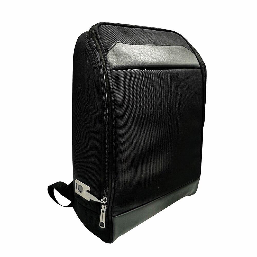 Сумка с отпечатком пальца Anytek P9, деловой туристический рюкзак для ноутбука с защитой от кражи и usb-портом для зарядки, 40 отпечатков пальцев