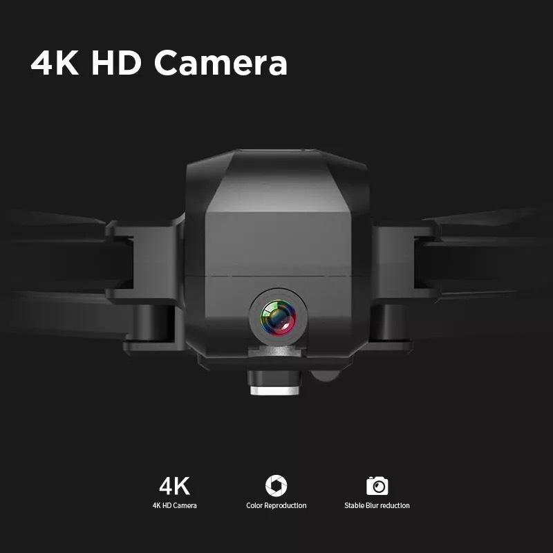 RC Quadrocopt Drone UAV with 4K HD Professional Camera Real-Time High-quality Four-axis WiFi Remote Control Dron Quadcopter Toys