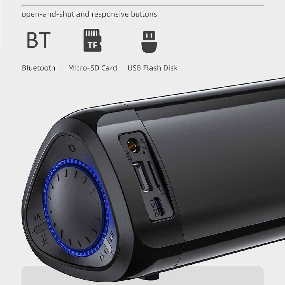 Awei Y333 Portable Bluetooth Speaker 13